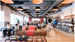 WeWork Mennica Legacy Tower Common Area