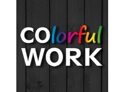 COlorful Work - Logo