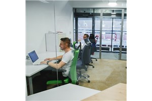 Coworking space in Warszawa - Business Link powered by AIP PGE Narodowy