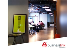 Coworking space in Katowice - Business Link powered by AIP Katowice