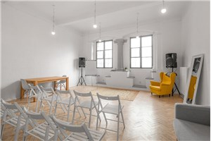 Coworking space in Kraków - Milk Studio