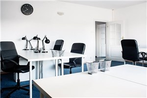 Coworking space in Gdynia - Concept Space