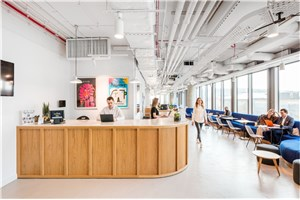 Coworking space in Warszawa - WeWork Mennica Legacy Tower